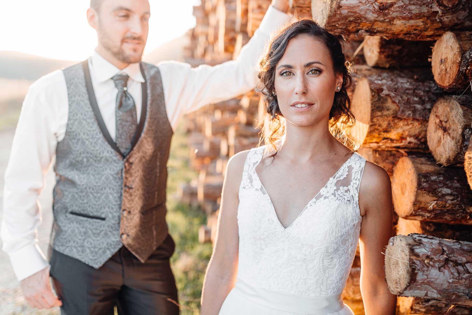 Post boda en Urroz y Salinas de Ibargoiti