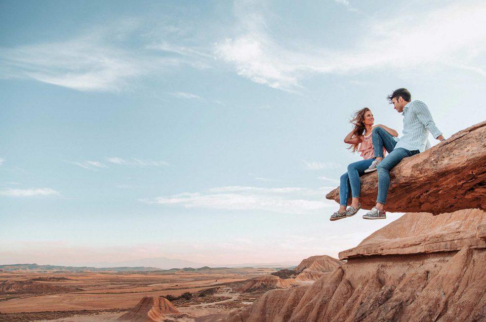 PREBODA EN LAS BARDENAS REALES: SILVIA & ADRIÁN